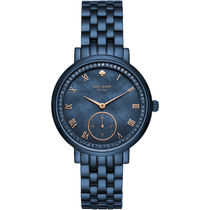 ☆破格☆KATE SPADE Navy Monterey  Watch KSW1358
