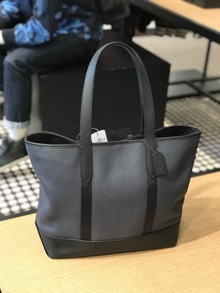 Coach トートバッグ 追跡有 COACH★5月新作★メンズ WEST TOTE F23248(14)
