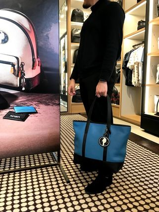 Coach トートバッグ 追跡有 COACH★5月新作★メンズ WEST TOTE F23248(5)