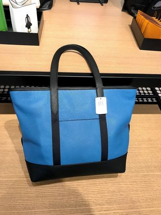 Coach トートバッグ 追跡有 COACH★5月新作★メンズ WEST TOTE F23248(3)