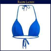 【ラルフローレン】Triangle Bikini Top★ French Blue