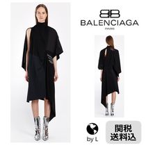 【関税送料込】*BALENCIAGA* Projection deconstructed dress