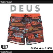 NEW☆DEUS EX MACHINA★BURROUGHS 17 INCH★送料込み!