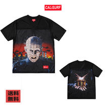 【最安値】SUPREME SS18 WEEK10  Hellraiser Football Tee-black