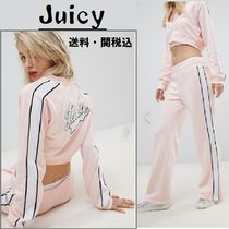 JUICY COUTURE(ジューシークチュール) セットアップ Juicy By Juicy Coutureレトロジャケット&ジョガー Co-Ord