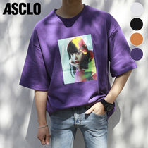 ★ASCLO★ prism short sleeve t shirts