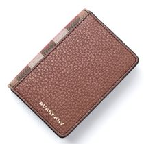 BURBERRY カードケース 4061998-brown