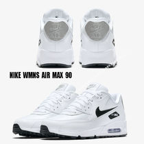 NIKE★WMNS AIR MAX 90★WHITE/BLACK