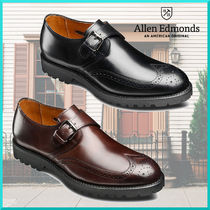 米大統領 愛用Brand☆ Allen Edmonds Tate Monk レザーシューズ