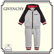 GIVENCHY☆Baby Boys グレーコットンTracksuit 2-3year
