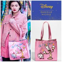 【DANIELLE NICOLE X DISNEY】●大人気●Be Our Guest Tote