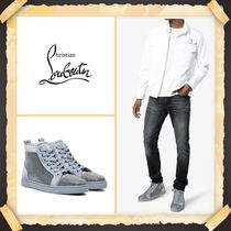 ★Christian Louboutin《 HIGH-TOP SNEAKERS 》送料込み★