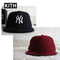 KITH NYC  New Era NY YANKEES Classic Fitted Cap キャップ