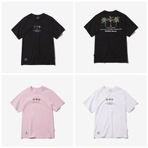 GROOVE RHYME(グルーヴライム) Tシャツ・カットソー GROOVE RHYMEの2018 COCONUT PALM PRINT T-SHIRTS 全3色