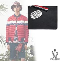 MONCLER(モンクレール) クラッチ POUCH LARGE