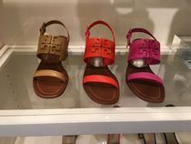 関税送料込☆Tory Burch lowell sandal☆ 6色 4.5㎝