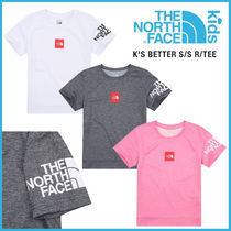 THE NORTH FACE★K'S BETTER S/S R/TEE_NT7UJ13