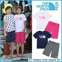 THE NORTH FACE★K'S TWINKLE STAR LOUNGE SET_NT7UJ20