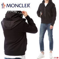 6 MONCLER 国内発送 スウェット ジップアップ パーカー