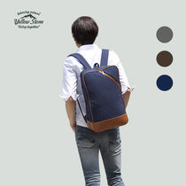 ★YELLOW STONE★ CANVAS BACKPACK_YS1009