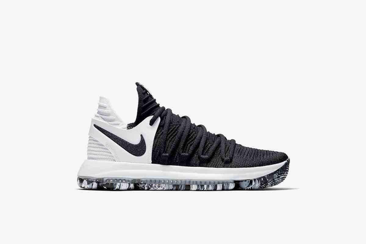 outlet store d2509 2d265 Clothing, Shoes   Accessories Men s Shoes Mens NIKE ZOOM KD10 Black  Basketball Trainers 897815 004