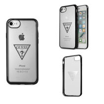 IPHONE 7/8 GUESS TRANSPARENT COLLECTION ハードケース