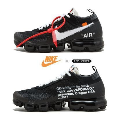 THE10 : OFF-WHITE × AIR VAPORMAX ヴェイパーマックス