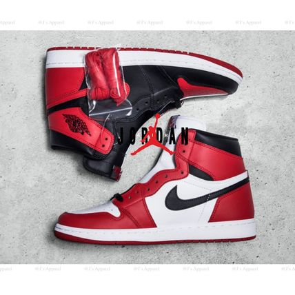 """AIR JORDAN 1 HOMAGE TO HOME """"BANNED / CHICAGO"""" - ジョーダン1"""