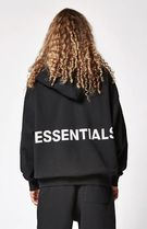新作購入証明付 FOG Essentials GRAPHIC PULLOVER HOODIE BLACK
