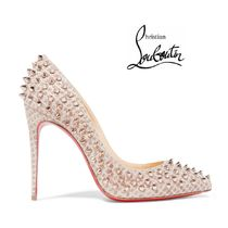 ∞∞ Christian Louboutin ∞∞ Pigalleスパイクパンプス☆