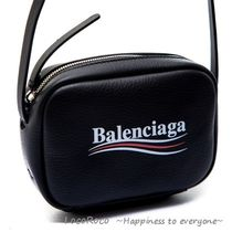 BALENCIAGA EVERY CAM BAG XS AJ BLACK ショルダーバッグ