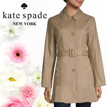 Kate Spade ケイトスペード Belted Trench Coat トレンチコート