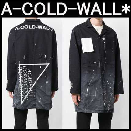 A-COLD-WALL☆ペイント シングルコート