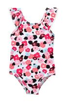 kate spade new york blooming floral one-piece swimsuit