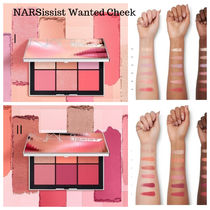限定♪NARS♡NARSissist Wanted Cheek Palette(2種類)