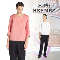 18SS 新作 HERMES Mariniere manches longues 全2色