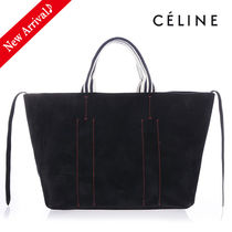 新作SALE♪大人気♡CELINE SOFT CABAS PHANTOMスモール,Blk