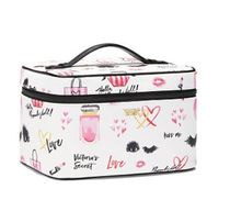 Bombshell Vibes Weekender Train Case