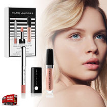 MARC JACOBS(マークジェイコブス) リップグロス・口紅 MARC JACOBS BEAUTY☆3点セット☆CREAM AND SUGAR NUDE LIP TRIO