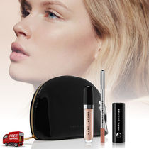 MARC JACOBS BEAUTY☆ポーチ付☆CREAM AND SUGAR NUDE LIP SET