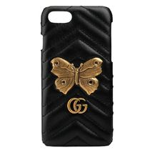 ∞∞ GUCCI ∞∞ GG Marmont iPhone 7ケース☆