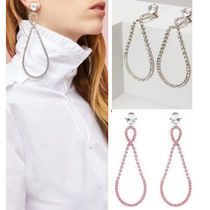 MiuMiu◆EARRINGS WITH CRYSTALS◆