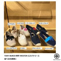 [Tory Burch] 夏スタイル 新作 WESTON エスパドリーユ 8色展開