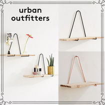 ☆Urban Outfitters三角ブラケット*ウォールシェルフ2色☆送関込
