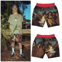 I AM NOT A HUMAN BEINGの[18SS] BACCHUS PRINT SHORTS
