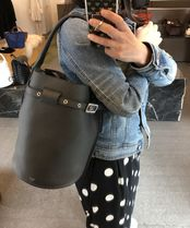 【CELINE】Big Bag Bucket (Anthraclte)