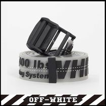 OFF-WHITE正規品_INDUSTRIAL BELT☆関税・送料込み☆