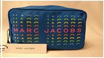 MARC JACOBS マークジェイコブス  ロゴ入り ポーチ
