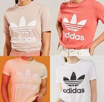 ロゴT adidas Originals Adicolor Trefoil Crew-Neck Tee