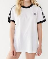 adidas Originals 3 Stripes Ringer Tee